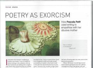 Mslexia feature Poetry as Exorcism 2015 - Version 2